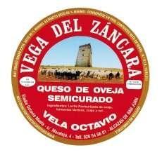 Formaggio Semicured Vega del Záncara