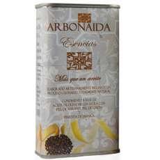 Olio d' oliva Arbonaida, Esencias Tedeum