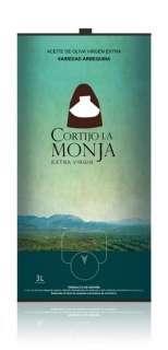 Olio d' oliva Cortijo la Monja, Claramunt Arberquina