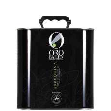 olio d'oliva extravergine Oro Bailen, Reserva familiar, Arbequina