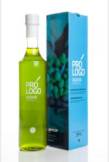 olio d'oliva extravergine Prólogo
