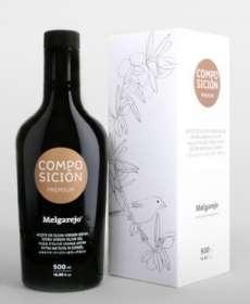 Olio d' oliva Melgarejo, Premium Composición
