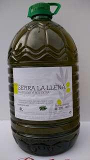 Olio d' oliva Serra la Llena
