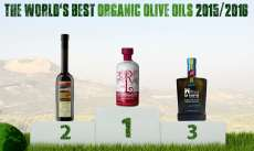 Olio d' oliva World's best organic olive oils pack