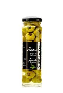 Olive Clemen, Olives-Jalapeños