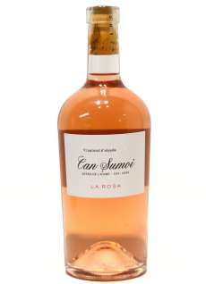 Vino rosé Can Sumoi La Rosa