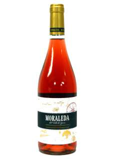 Vino rosé Moraleda Rosado