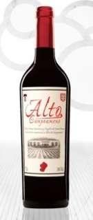 Vino rosso Alto de Campoameno
