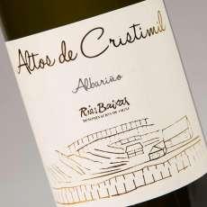 Vino rosso Altos de Cristimil