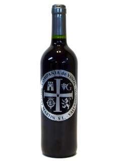 Vino rosso Compañia de Vinos M. Martín Tinto  - 12 Uds.