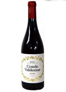 Vino rosso Conde de Valdemar