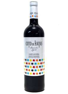 Vino rosso Coto de Hayas Garnacha - Syrah