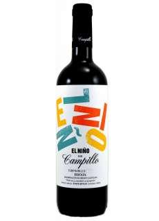 Vino rosso El Niño de Campillo