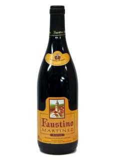 Vino rosso Faustino Martínez