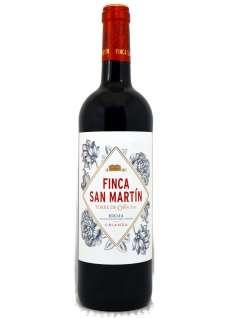 Vino rosso Finca San Martín