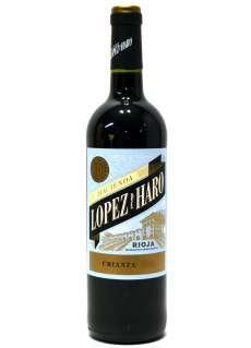 Vino rosso Hacienda López de Haro