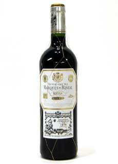 Vino rosso Marqués de Riscal