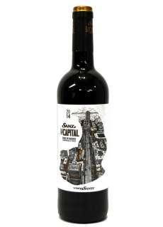 Vino rosso Sanz La Capital