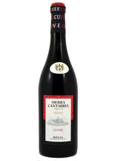 Vino rosso Sierra Cantabria Cuvee Especial