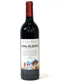 Vino rosso Viña Alberdi