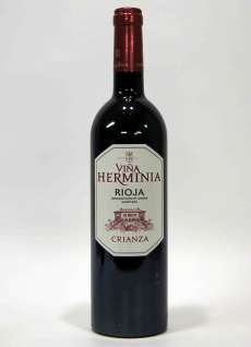 Vino rosso Viña Herminia